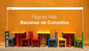Páginas Web de Colombia