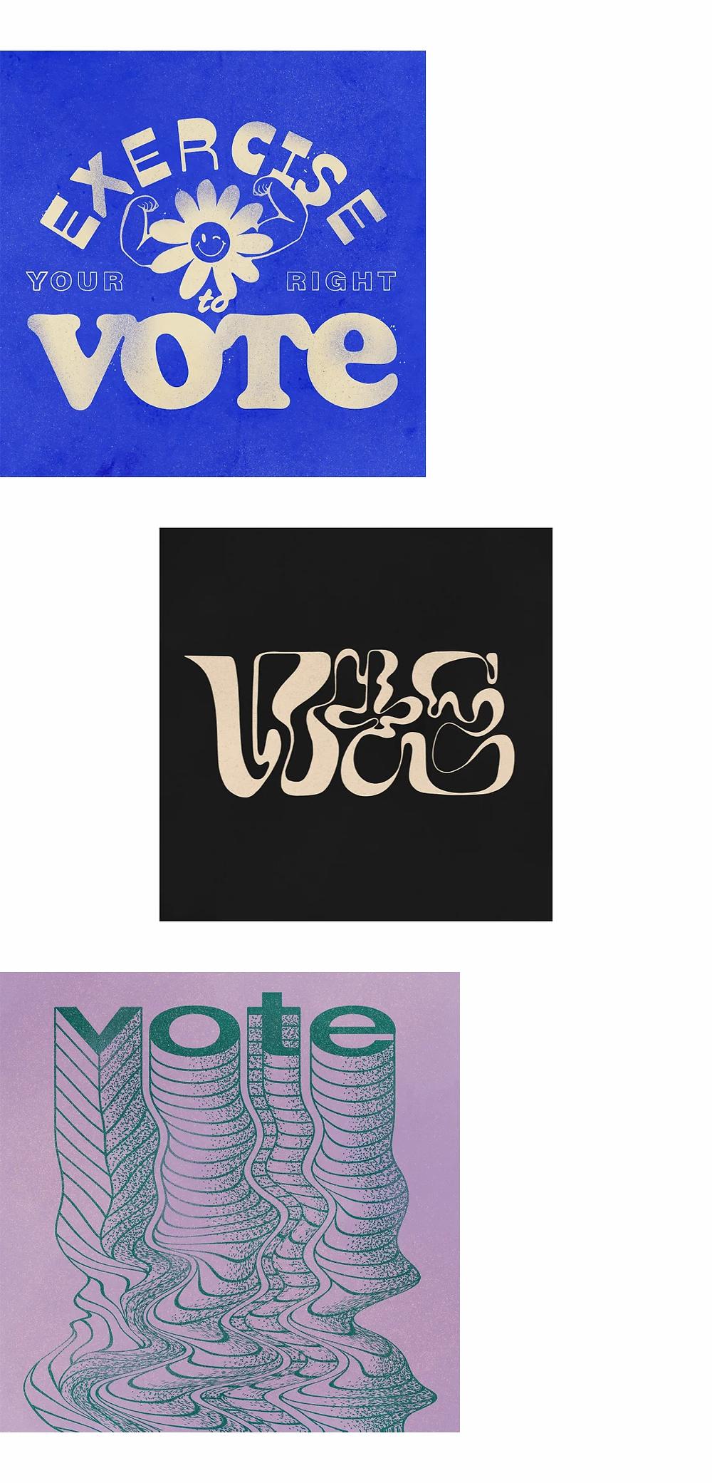 Best typography of 2020 by Ryn Davis