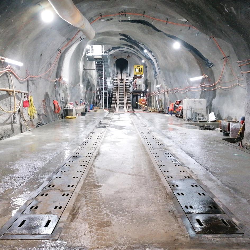 Rinnovo della centrale idroelettrica Ritom (TI - CH)