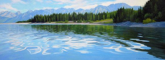 UPPER LAKE REFLECTIONS