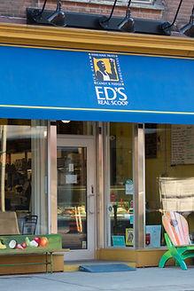 Ed's real scoop ice cream in Leslieville