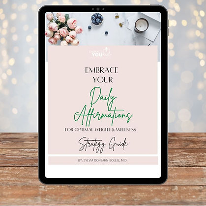 Embrace You Affirmations Strategy