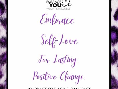 #EmbraceSelfLove Challenge