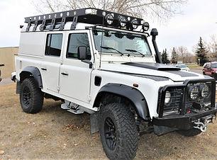 2001 Land Rover Defender 110