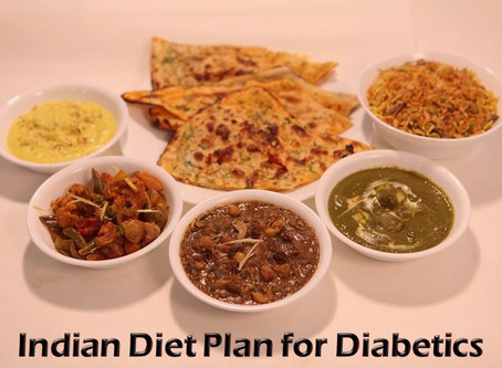 Indian Diet Plan for Diabetics