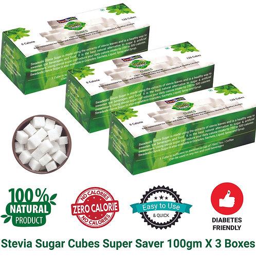 Stevia Sugar Cubes Super Saver Pack