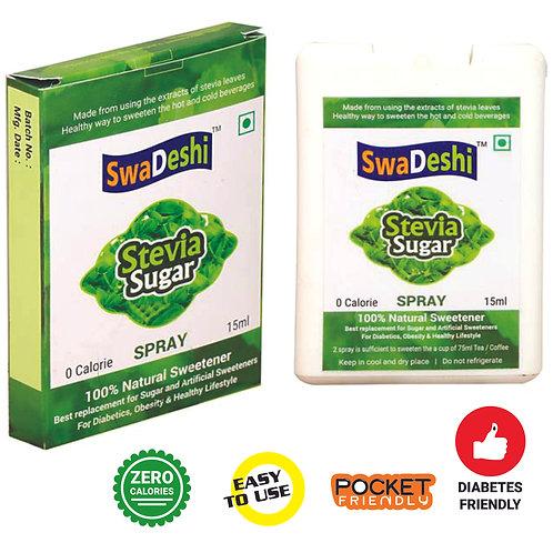 Stevia Sugar Spray
