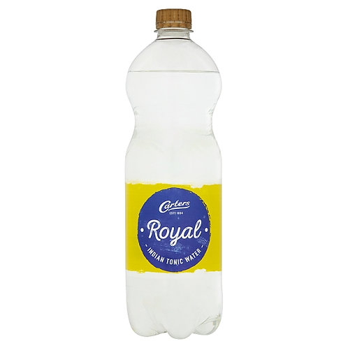 Carters Royal Indian Tonic Water 1 Litre