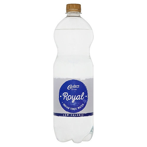 Carters Royal Low Calorie Indian Tonic Water 1 Litre