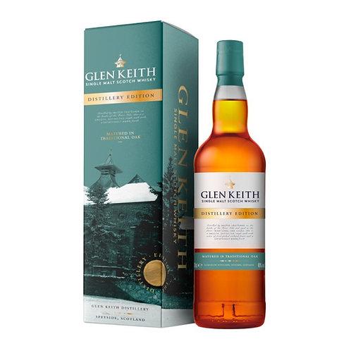 Glen Keith Single Malt Scotch Whisky 70cl