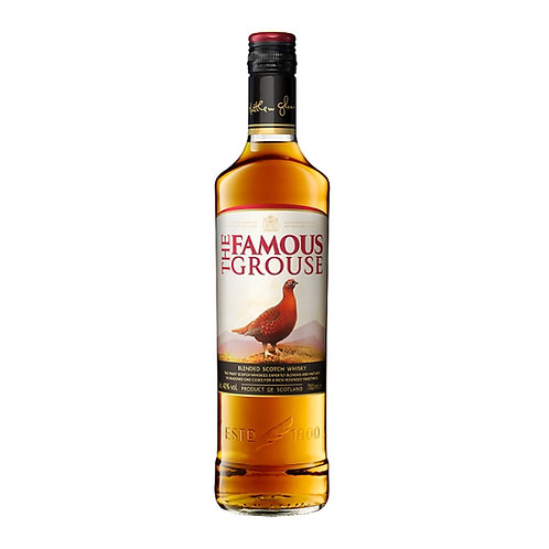 The Famous Grouse Finest Blended Scotch Whisky 700ml