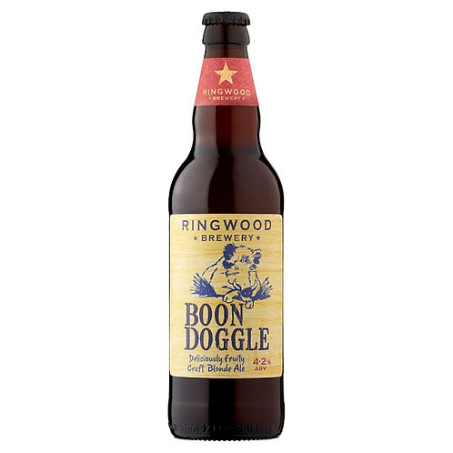 Ringwood Brewery Boon Doggle 500ml