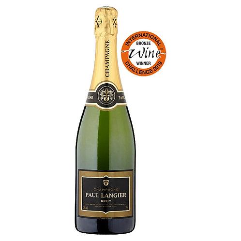 Paul Langier Brut Champagne