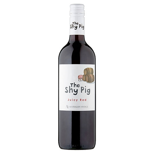 The Shy Pig Juicy Red