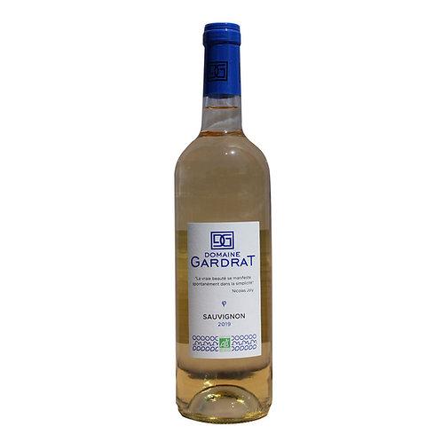 Domaine Gardrat Sauvignon 2019 organic wine
