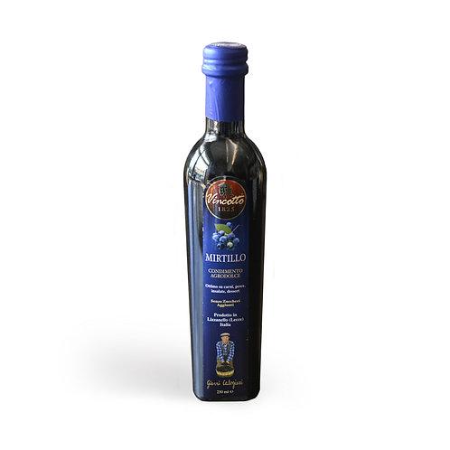 Aceto di Vincotto al Mirtillo  ml. 250