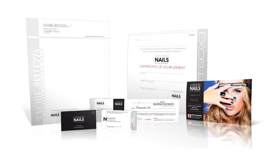 London Nails - Nail art products
