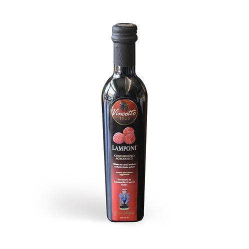 Aceto di Vincotto ai Lamponi ml. 250