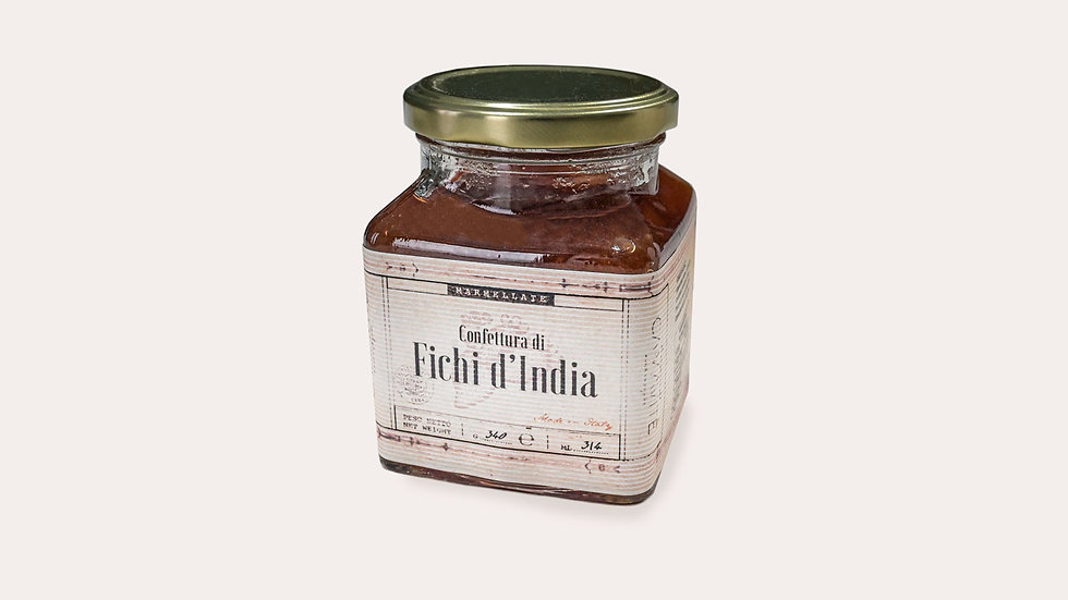 Confettura extra di fichi d'india
