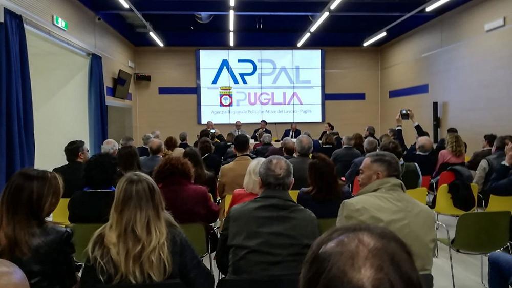 Presentazione ufficiale del nuovo portale web dell'ARPAL PUGLIA