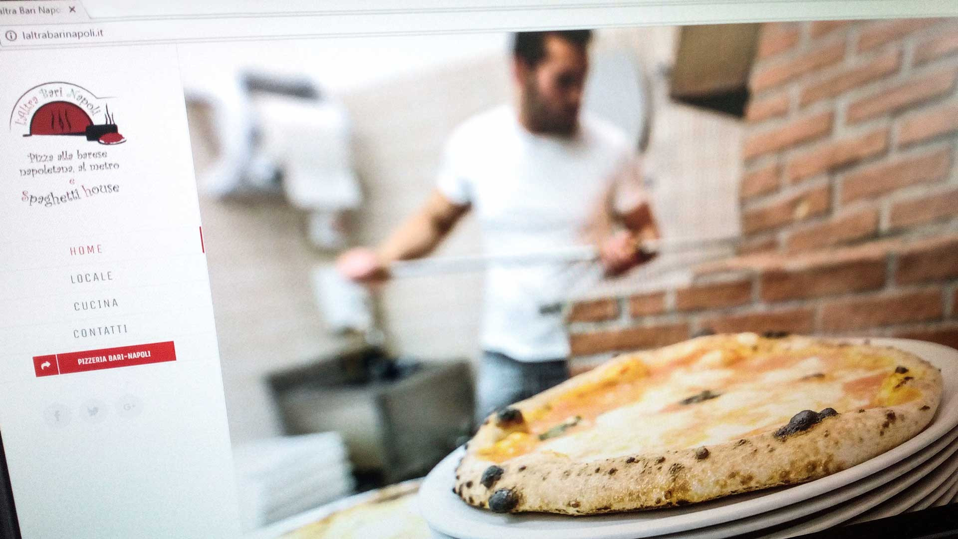 Barinapoli & Laltrabarinapoli - Pizzeria and Restaurant