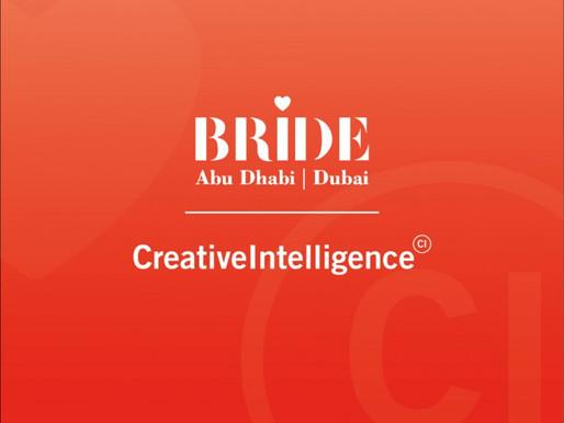 Creative Intelligence in collaborazione con BRIDE SHOW