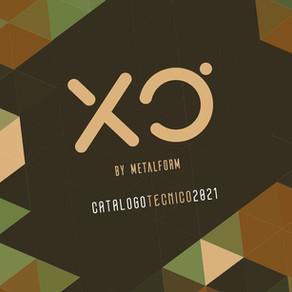 Xò by Metalform, il nuovo catalogo 2021