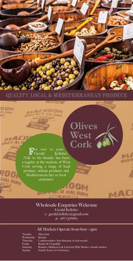 Olives West Cork