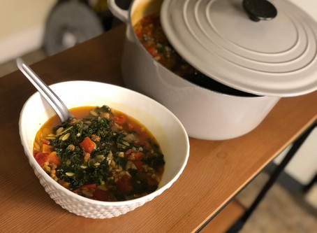 Italian Sausage and Kale Soup Recipe