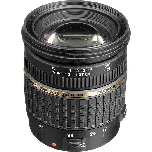 TAMRON 17-50mm f/2.8 XR Di-II LD (EF-S MOUNT)