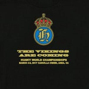 Inaugural Husky Championships T-shirt