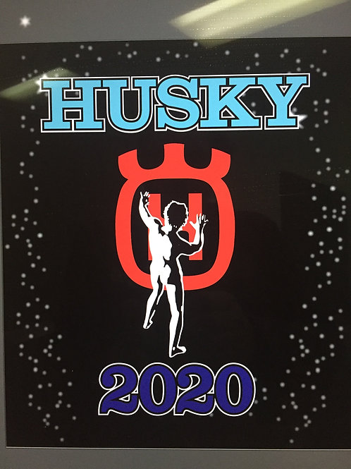 Fourth Annual Husky Championships T-shirt