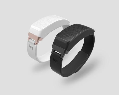 HEY - Haptic feedback bracelet