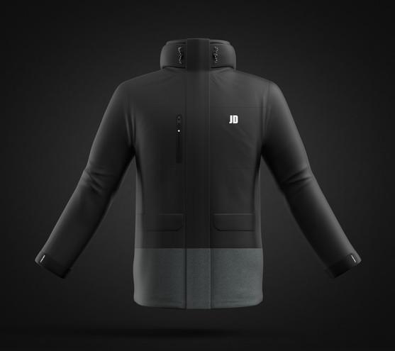 High-end wind jacket