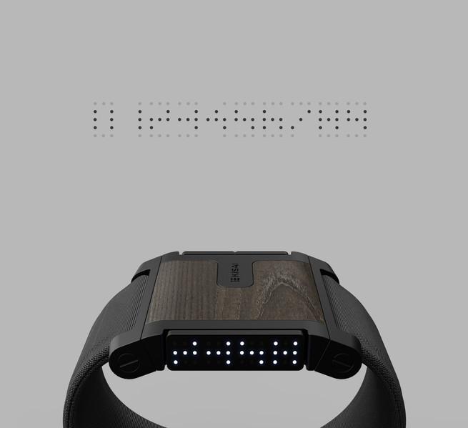 Kisai minimal watch