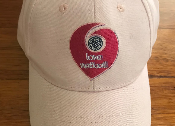 Love Netball Cap