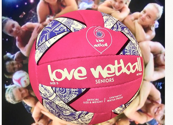 Love Netball Bundle