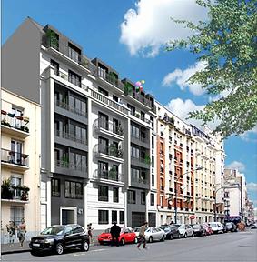 106 logements à Clichy