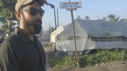 Alex Trinidad in San Jose, Tacloban