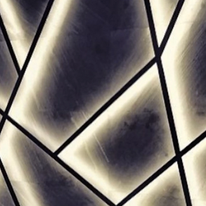 Custom LED Art Wall Presented by Global Glow Lighting Design