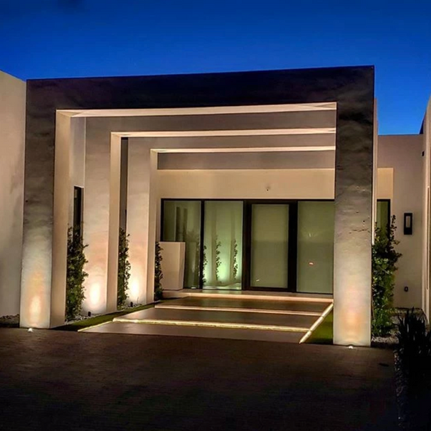Custom Outdoor LED Lighting