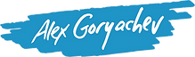 Alex Goryachev logo