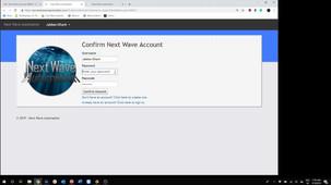 Creating a Portal Account