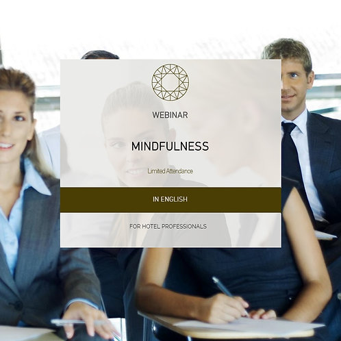 Mindfulness in the Hotel Industry