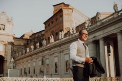 Sesja poślubna w Rzymie