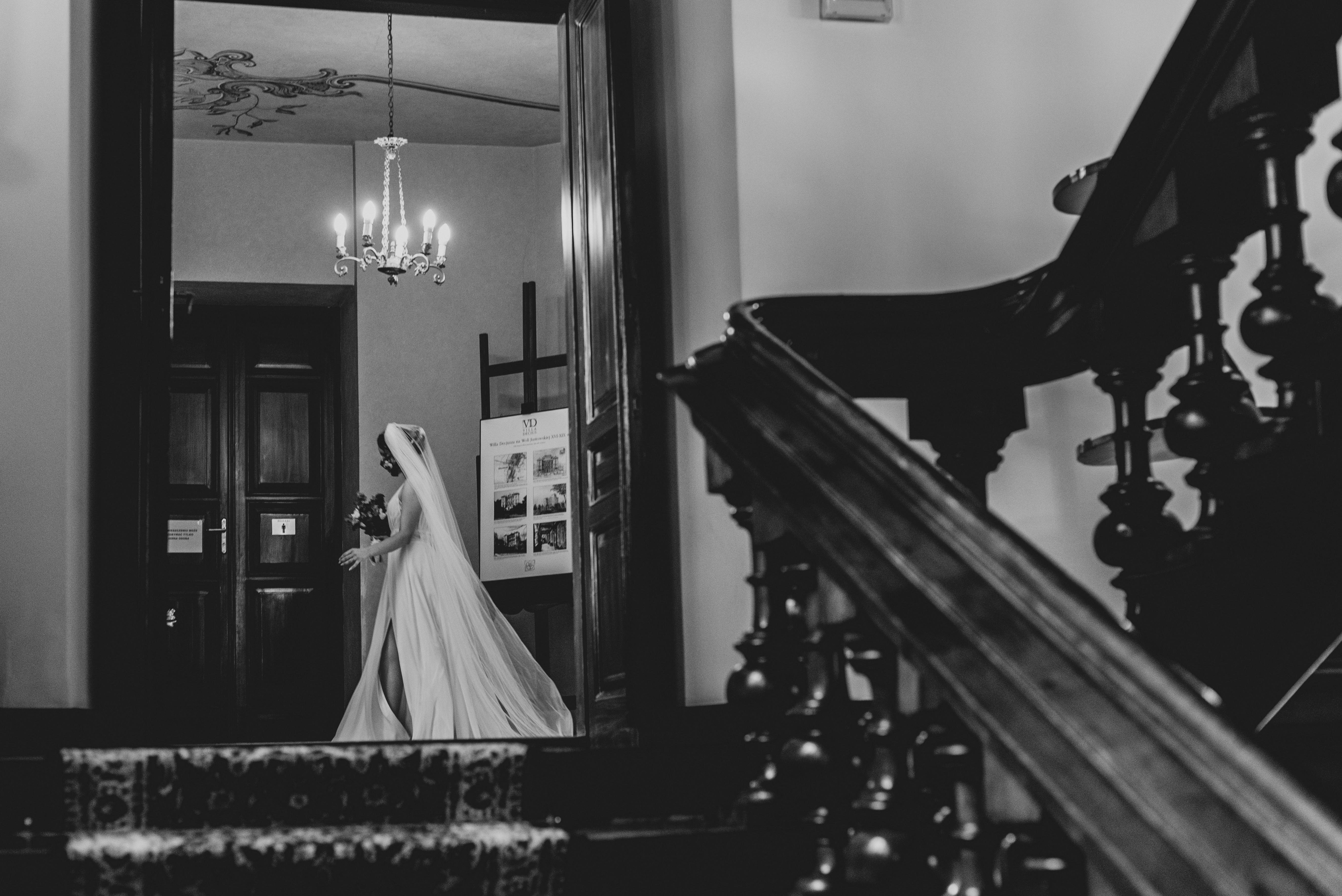 Ślub w Willi Decjusza - Kraków