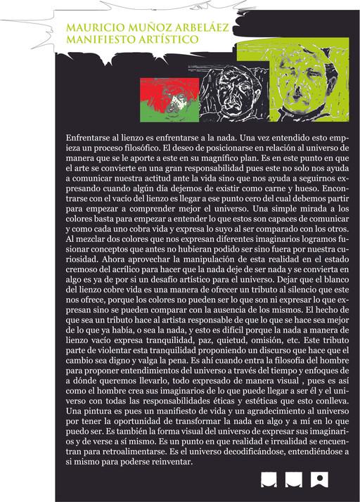 Exposición de Arte de Mauricio Muñoz Arbeláez