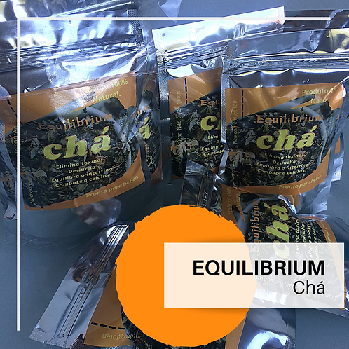 kit de Chá Equilibrium