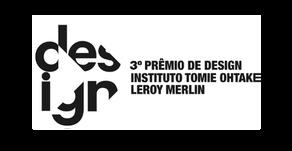 3º Prêmio de Design Instituto Tomie Ohtake Leroy Merlin