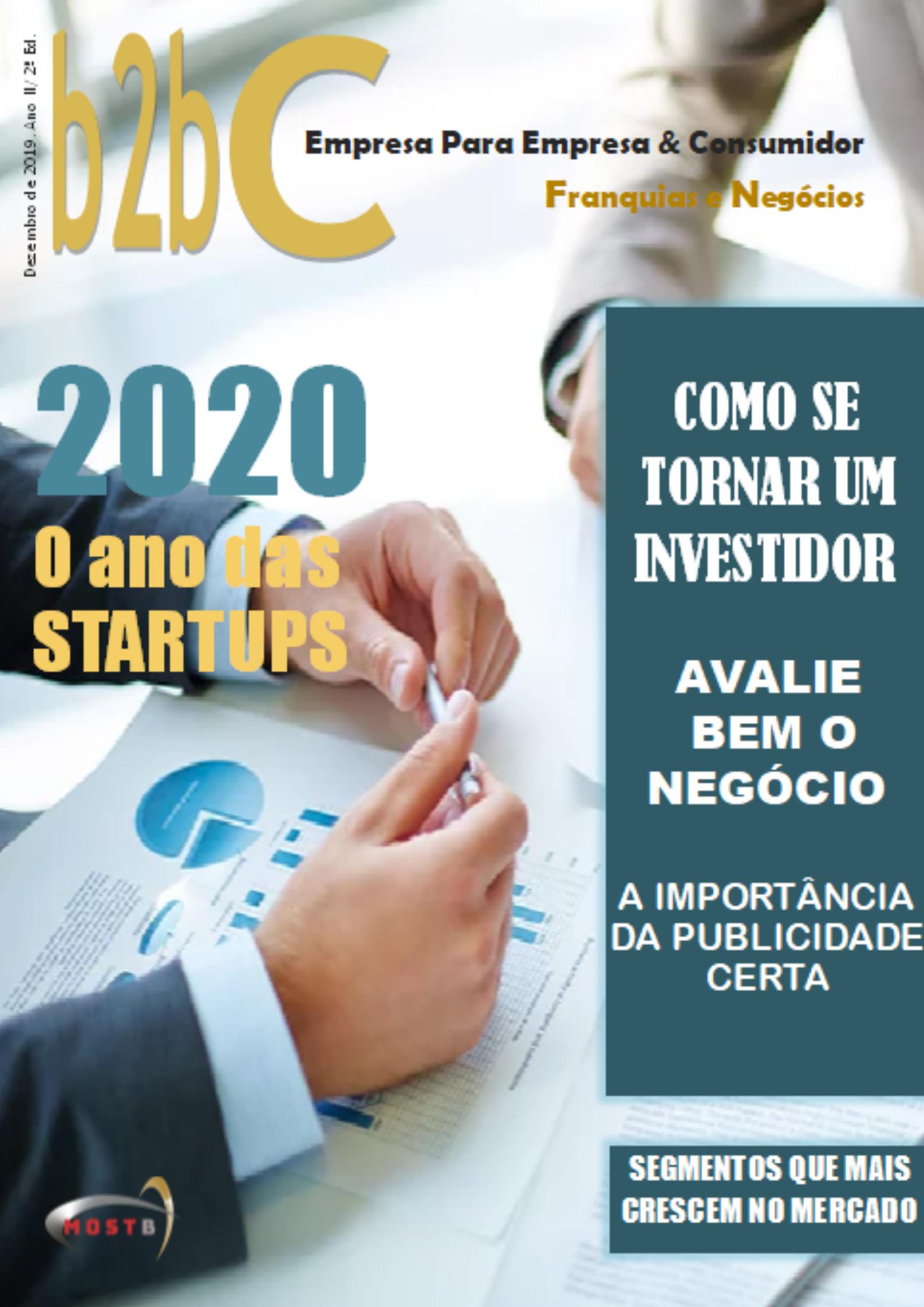 b2bC Franquias e Negócios